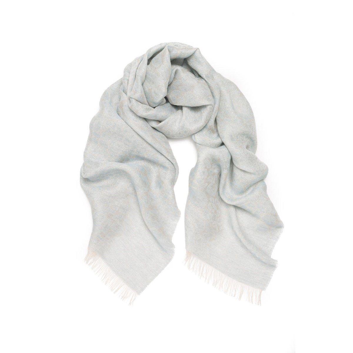 Foulard en lin et Fil textile®  Dune