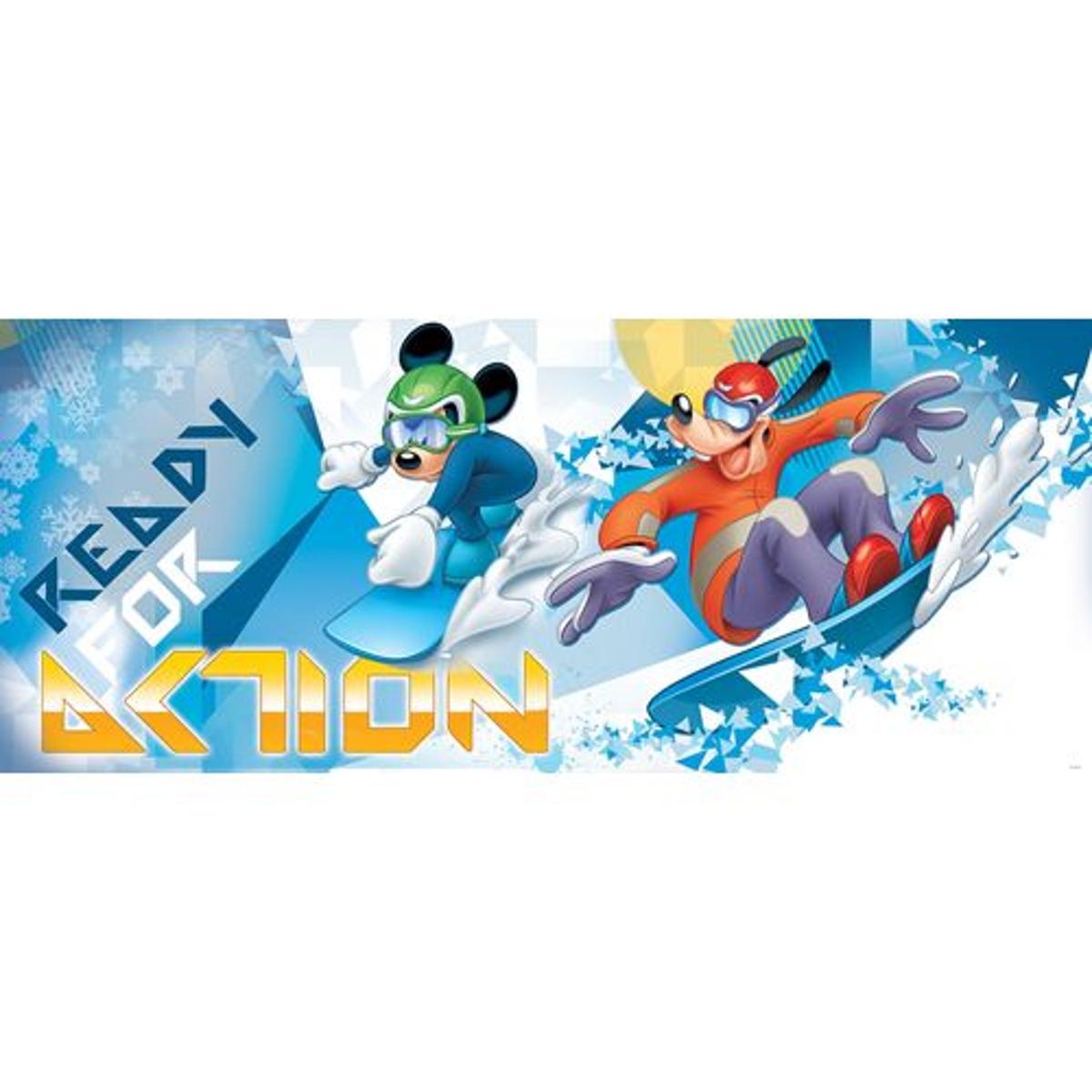 papier peint Disney Le club Mickey Mouse- 250 x 104 cm