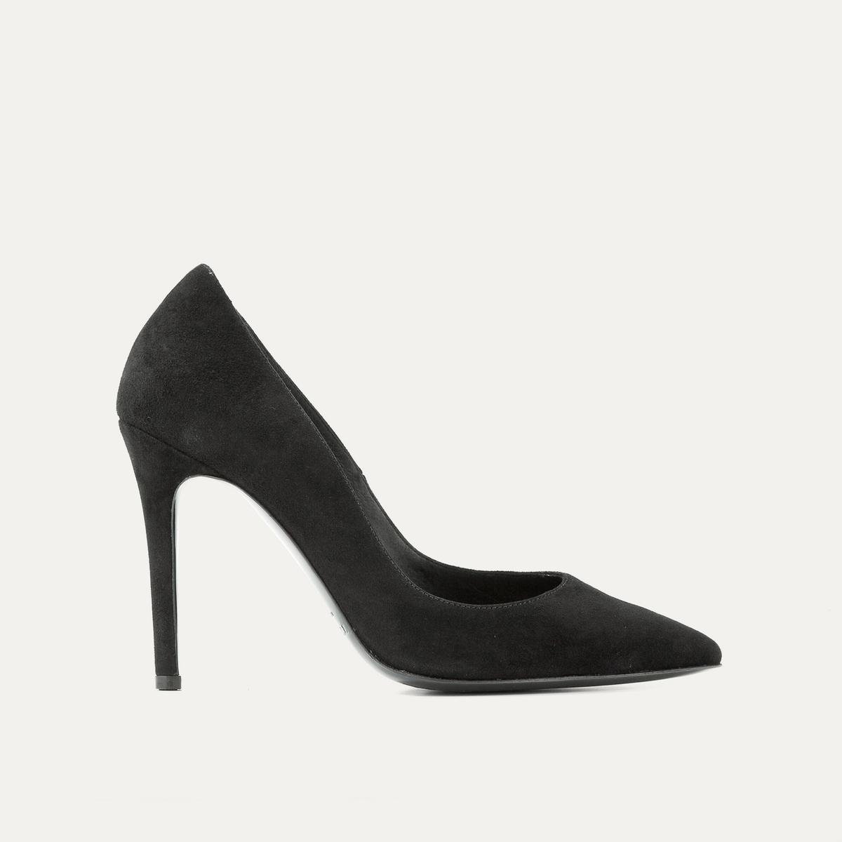 Туфли замшевые Jiji от La Redoute