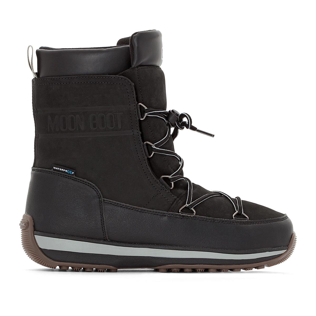 Сапоги Lem Leather moon boot лыжная одежда