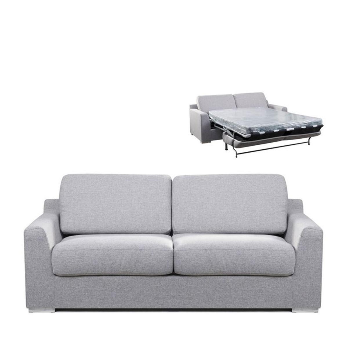 Butler - canapé-lit avec ouverture express 3 places
