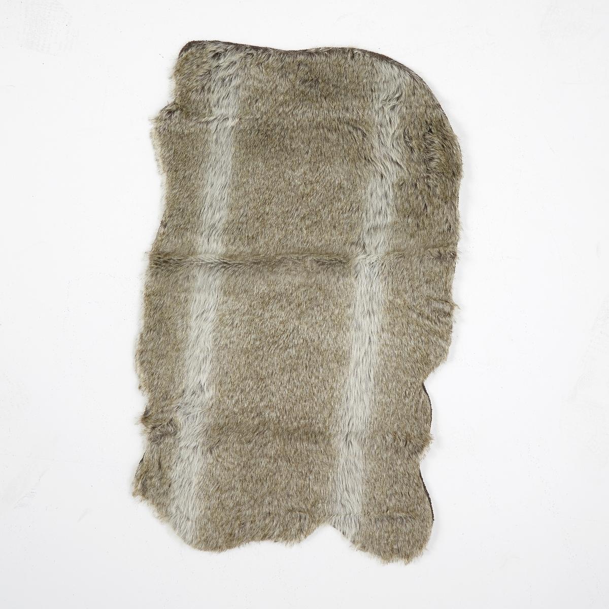 Прикроватный коврик под шкуру волка, Wulpi