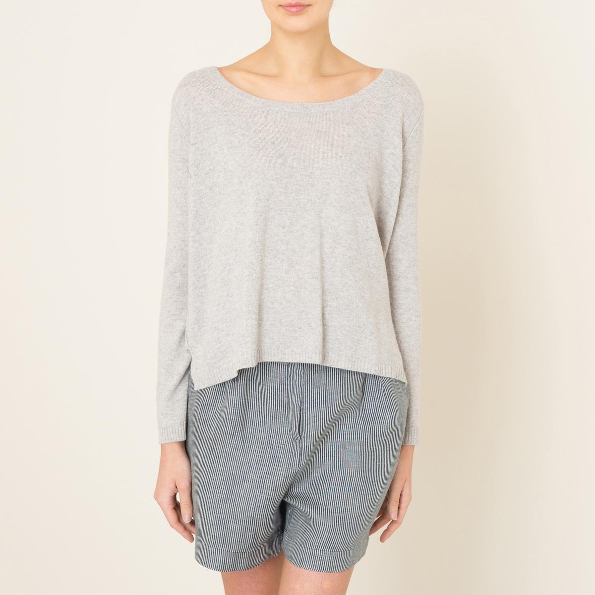Пуловер из кашемира SAMIA