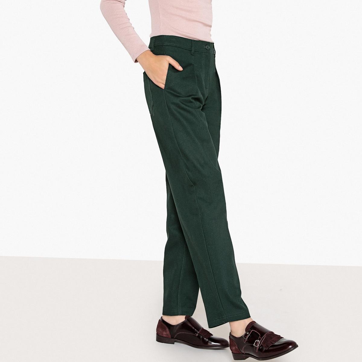 Pantaloni a palloncino cotone in drill