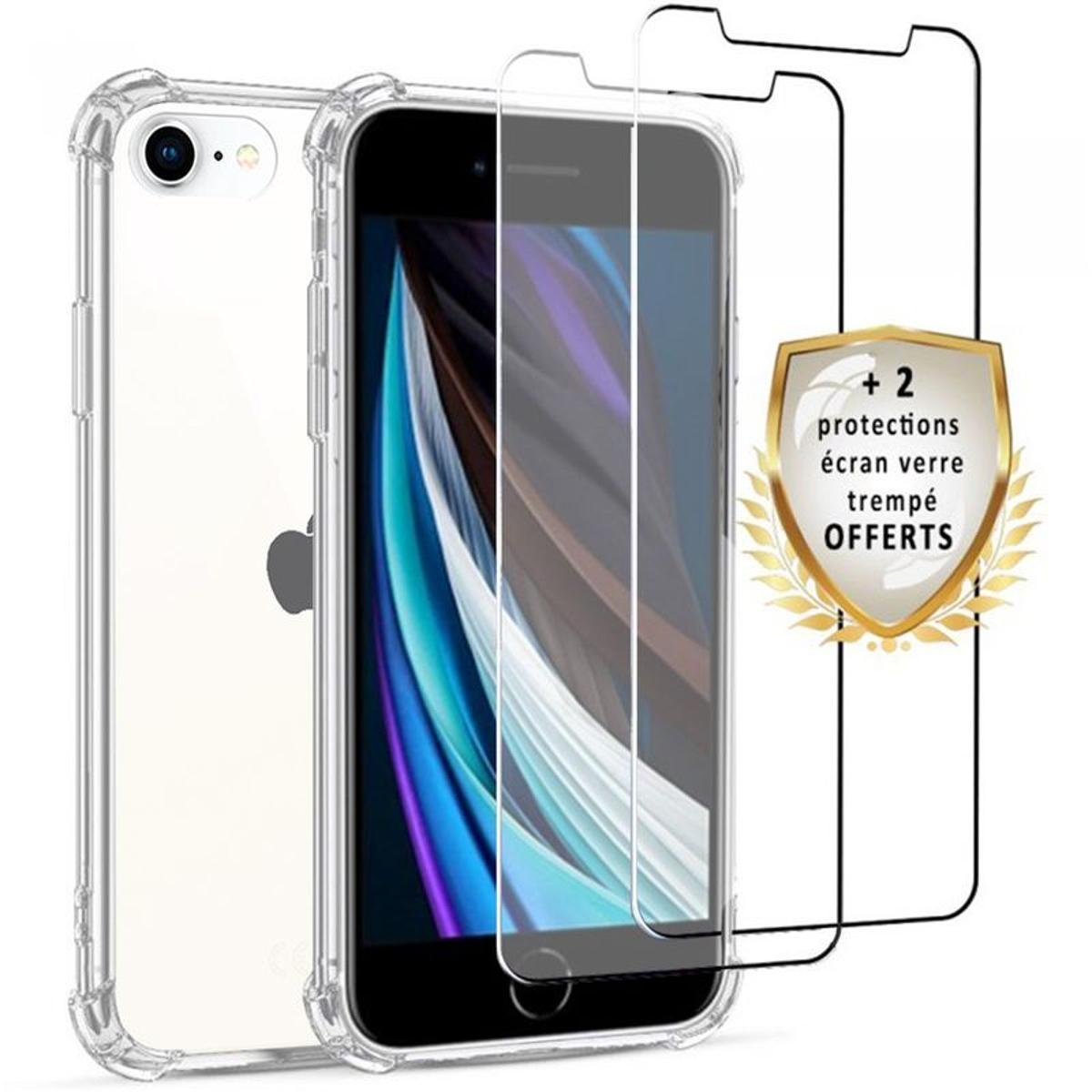 Coque iPhone SE silicone