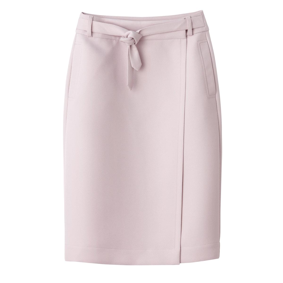 Falda midi de tubo