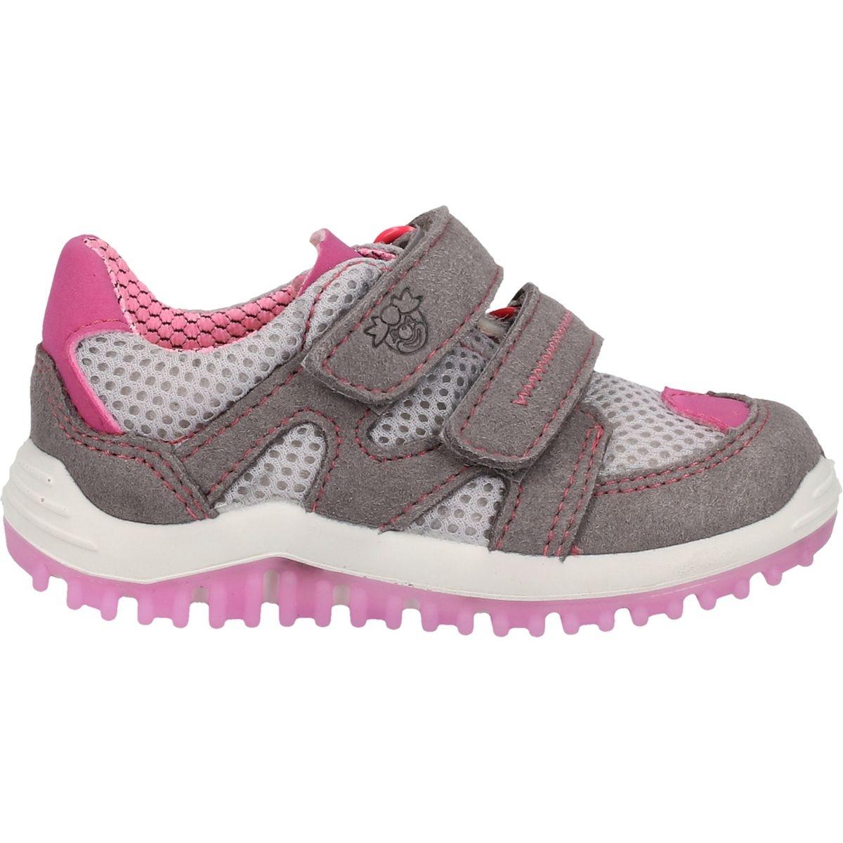 Sneaker Imitation cuir/Mesh