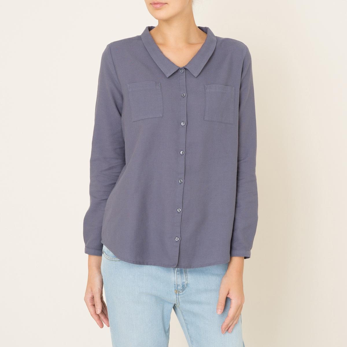 Рубашка VAGABONDСостав и описание Материал : 100% хлопокМарка : HARRIS WILSON<br><br>Цвет: сине-серый,экрю