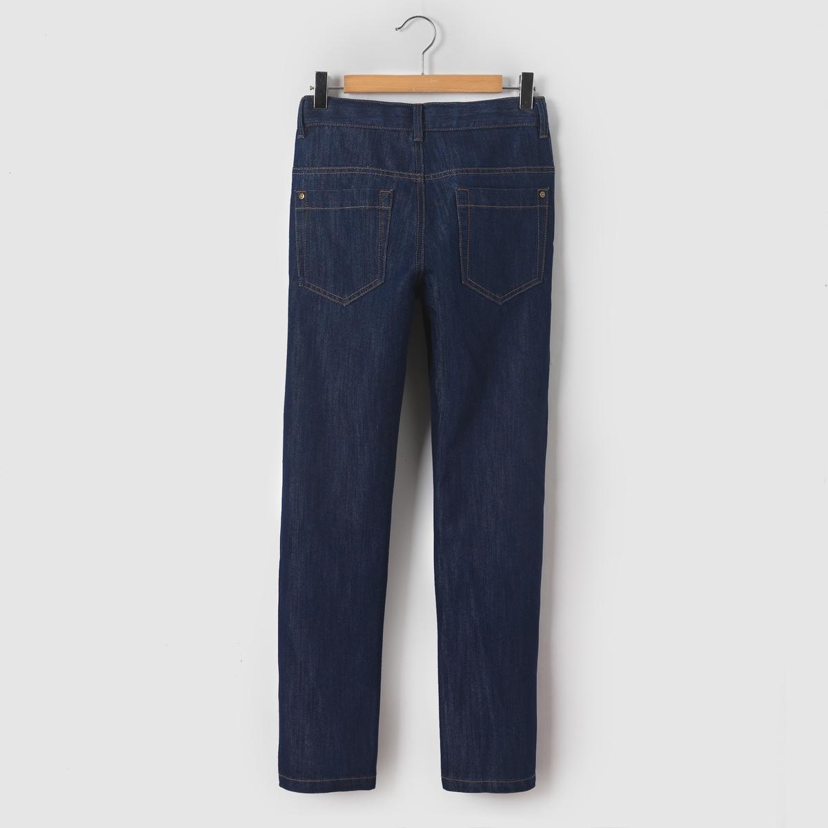 Джинсы широкие, 10-16 летШирокие джинсы с 5 карманами из денима. Пояс регулируется внутренней резинкой на пуговице. Застежка на молнию и пуговицу. Состав и описаниеМатериал       деним 58% хлопка, 42% полиэстераМарка       R essentielУходСтирать и гладить с изнаночной стороныМашинная стирка при 30 °С в умеренном режиме с вещами схожих цветовМашинная сушка в обычном режимеГладить при умеренной температуре<br><br>Цвет: синий потертый<br>Размер: 16 лет