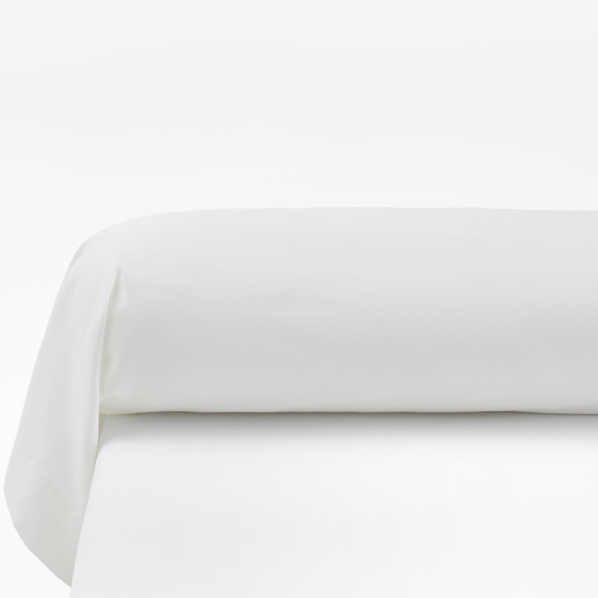 Наволочки на подушку-валик из однотонного хлопкового сатинаНаволочки на подушку-валик из сатина 100% хлопка, шелковистой, эластичной и мягкой ткани  .Описание наволочки :отделка перламутровыми пуговицами.Из 100% мягкого хлопка с ультраплотным переплетением нитей (118 нитей/см?). Чем плотнее переплетение нитей/см?, тем выше качество материала.Стирка при 60°, легкая глажка.Наволочки качества BEST, гарантия 2 годаЗнак Oeko-Tex® гарантирует отсутствие вредных для здоровья человека веществ в протестированных и сертифицированных изделиях.Наволочка на подушку-валик  :85 x 185 смВесь набор постельного белья вы можете найти на сайте laredoute.ru<br><br>Цвет: темно-серый<br>Размер: 85 x 185 см