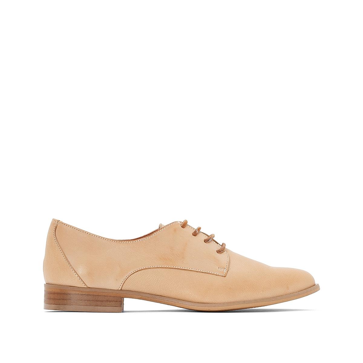 Ботинки-дерби кожаные ботинки la grandezza la grandezza la051awxuc27