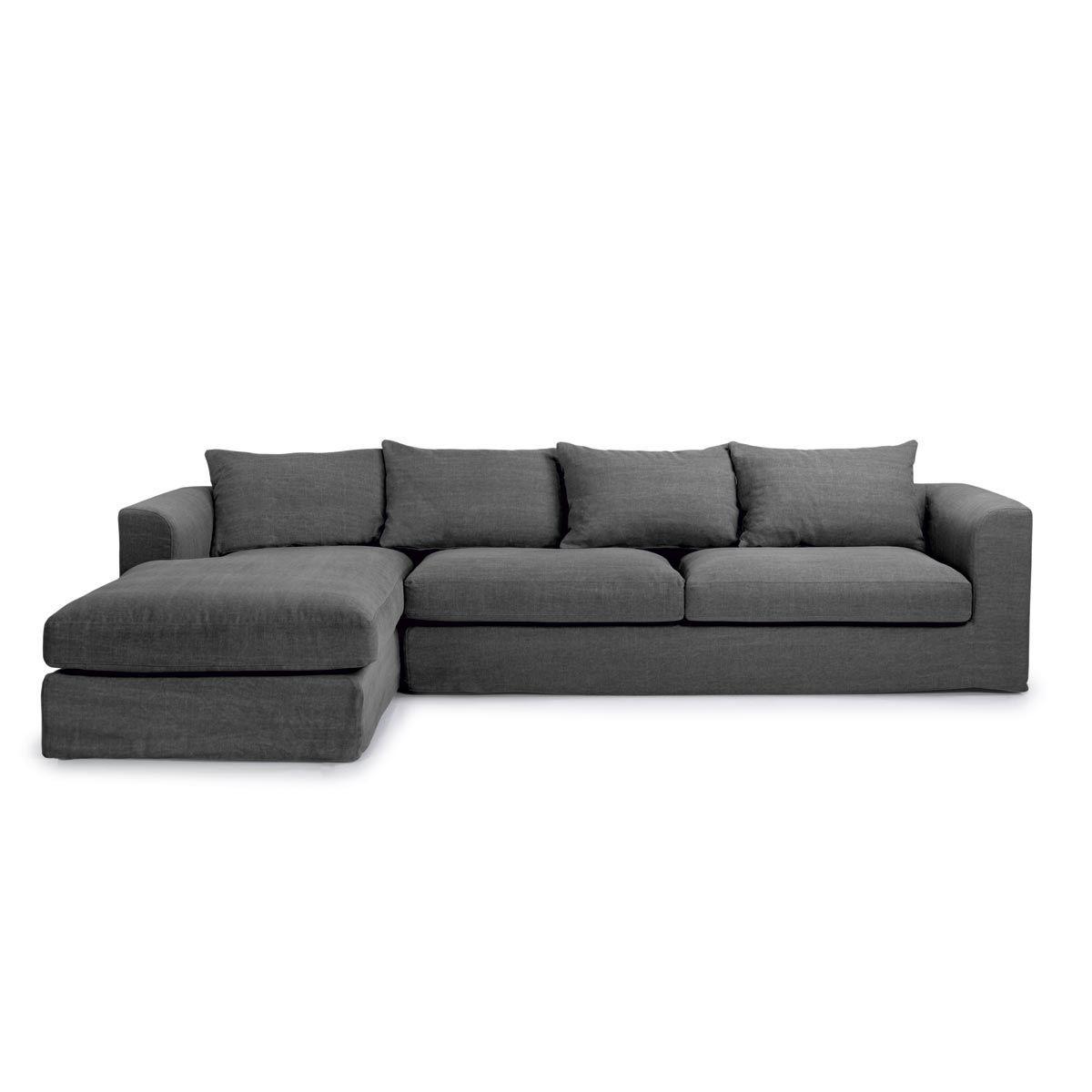Canapé d'angle Viborg