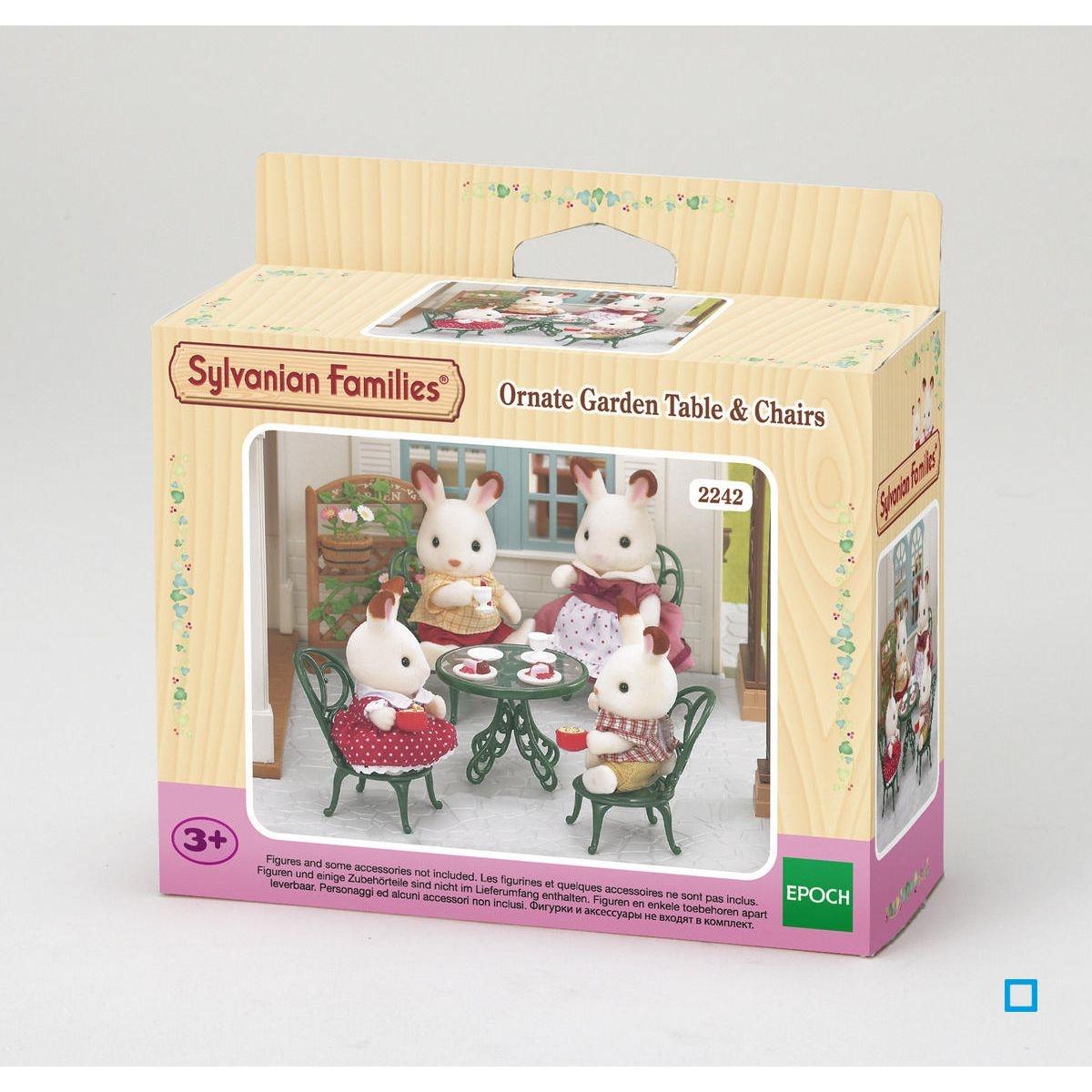 Sylvanian Families - Salon de Jardin - EPO2242