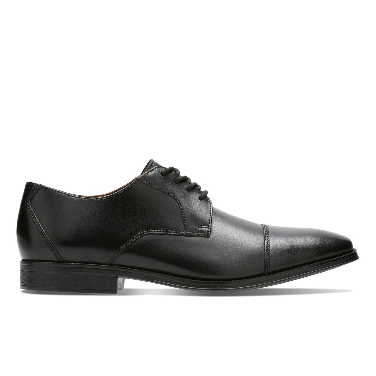 Ботинки-дерби кожаные Gilman Cap ботинки дерби под кожу питона