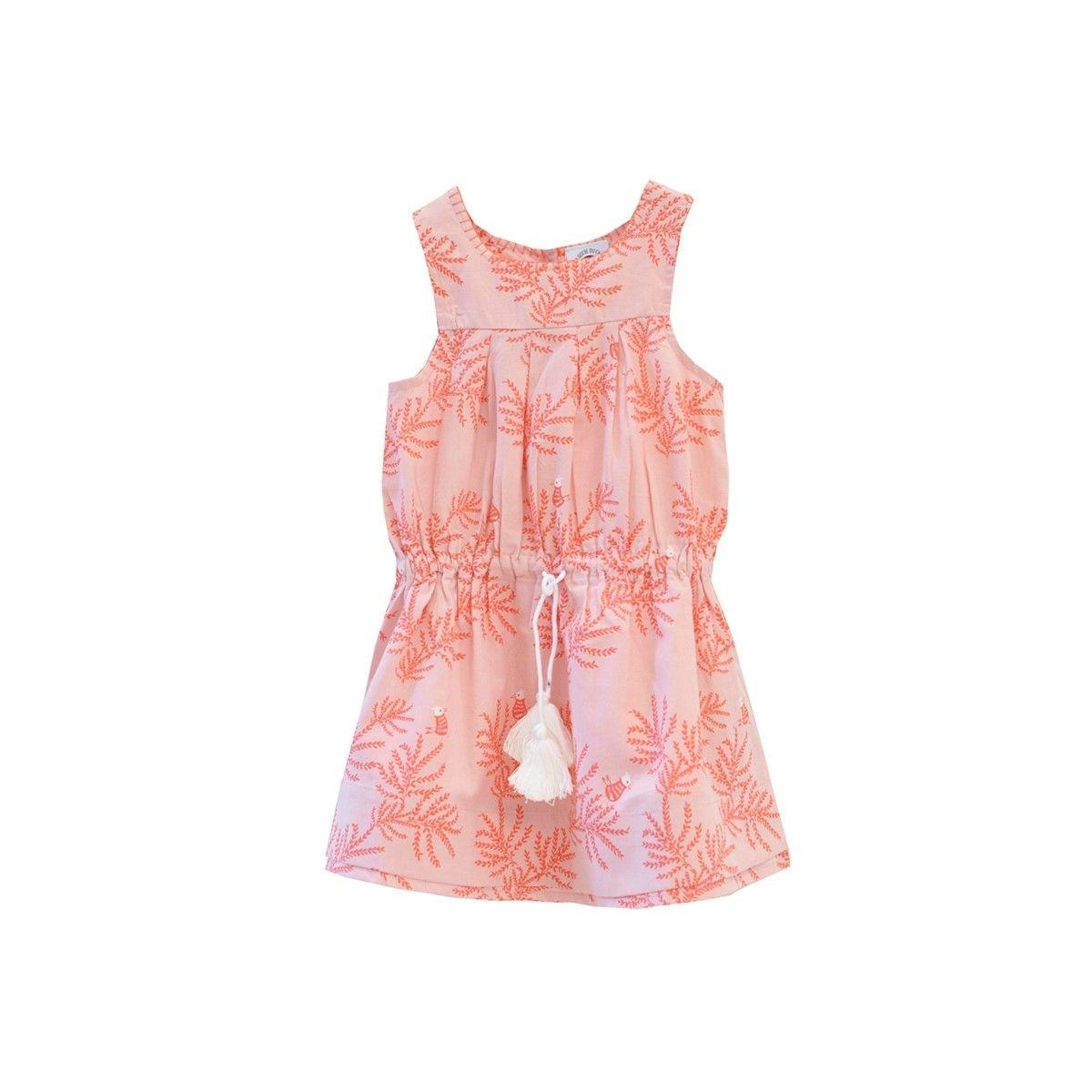 Robe Romantique Coton Bio