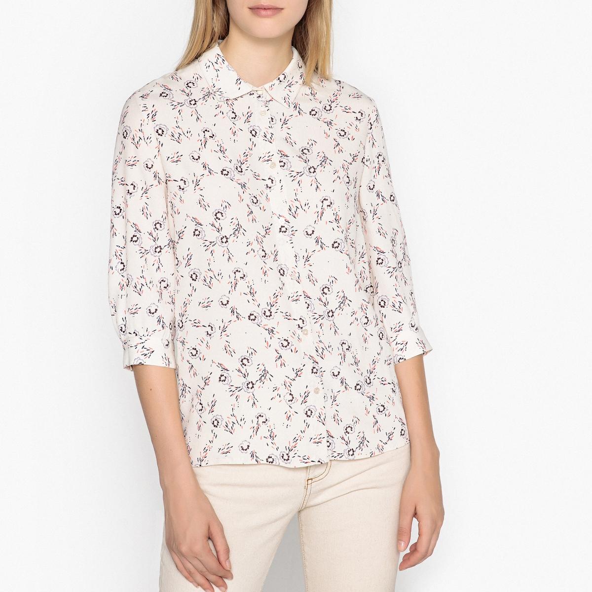 Рубашка с рисунком MINA цена 2017