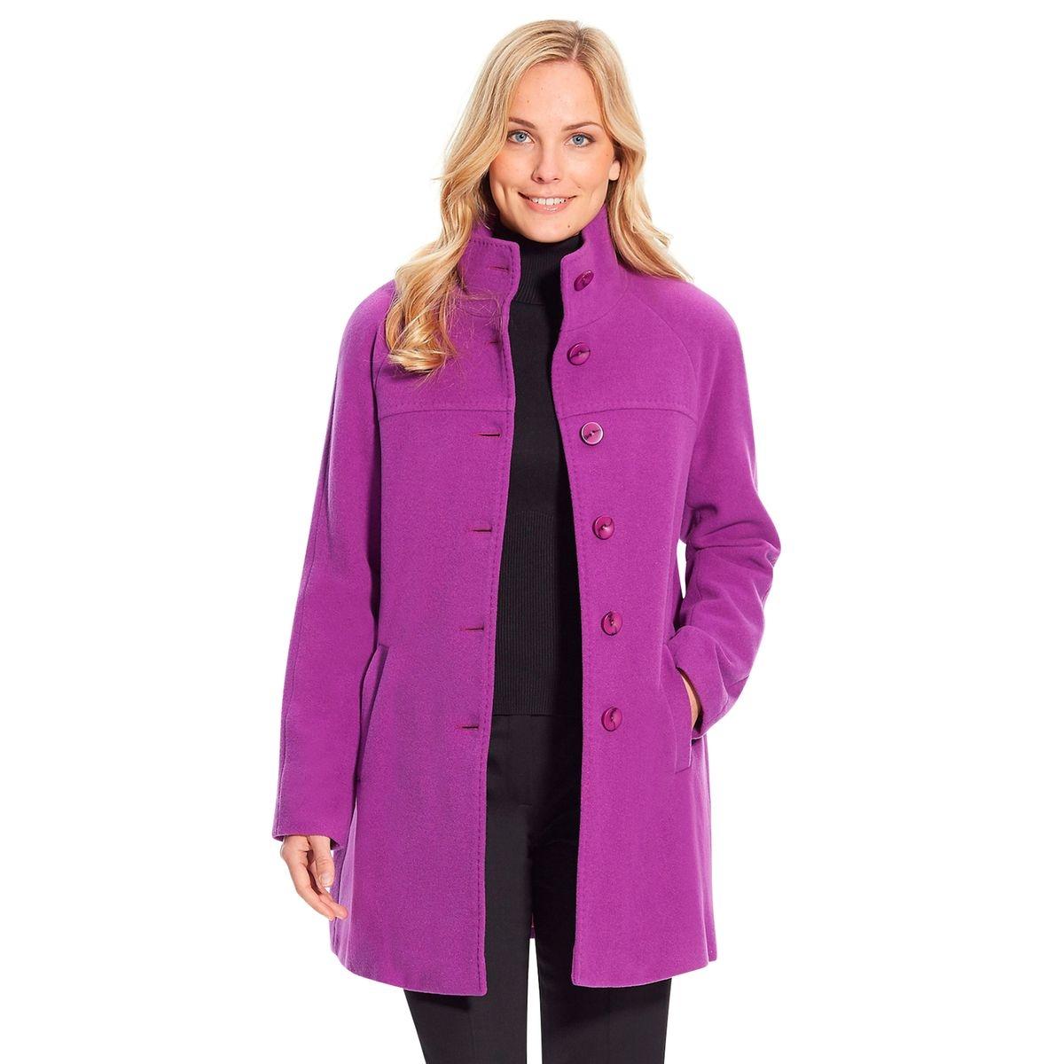 Manteau femme, stature plus de 1,60m