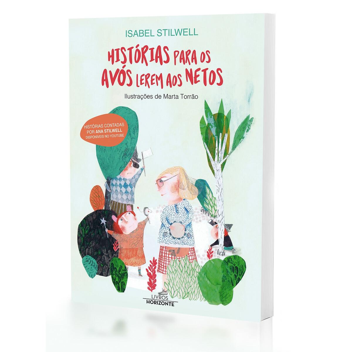 LIVROS HORIZONTE - Livros Horizonte Livro Histórias para os Avós Lerem aos Netos, com audiolivro