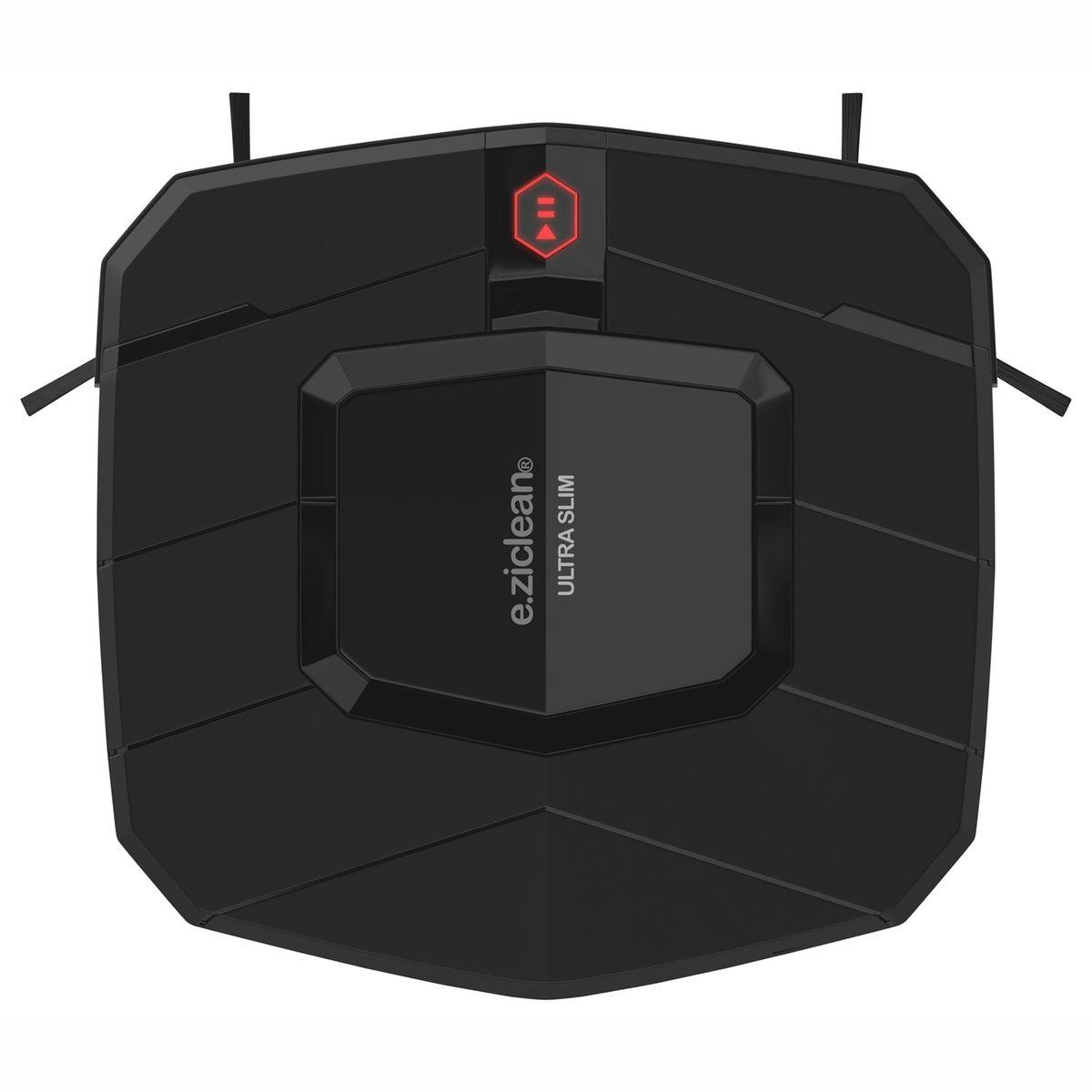 Aspirateur Robot ULTRA SLIM BLACK V2