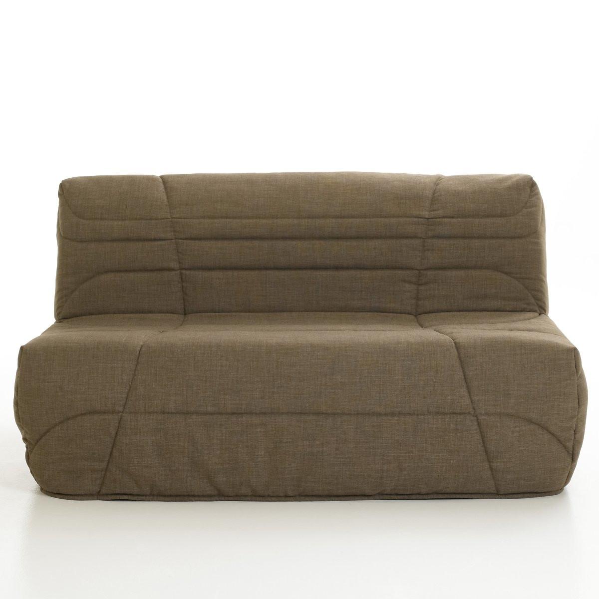 Чехол LaRedoute Для дивана 14 см 90 x 190 см каштановый