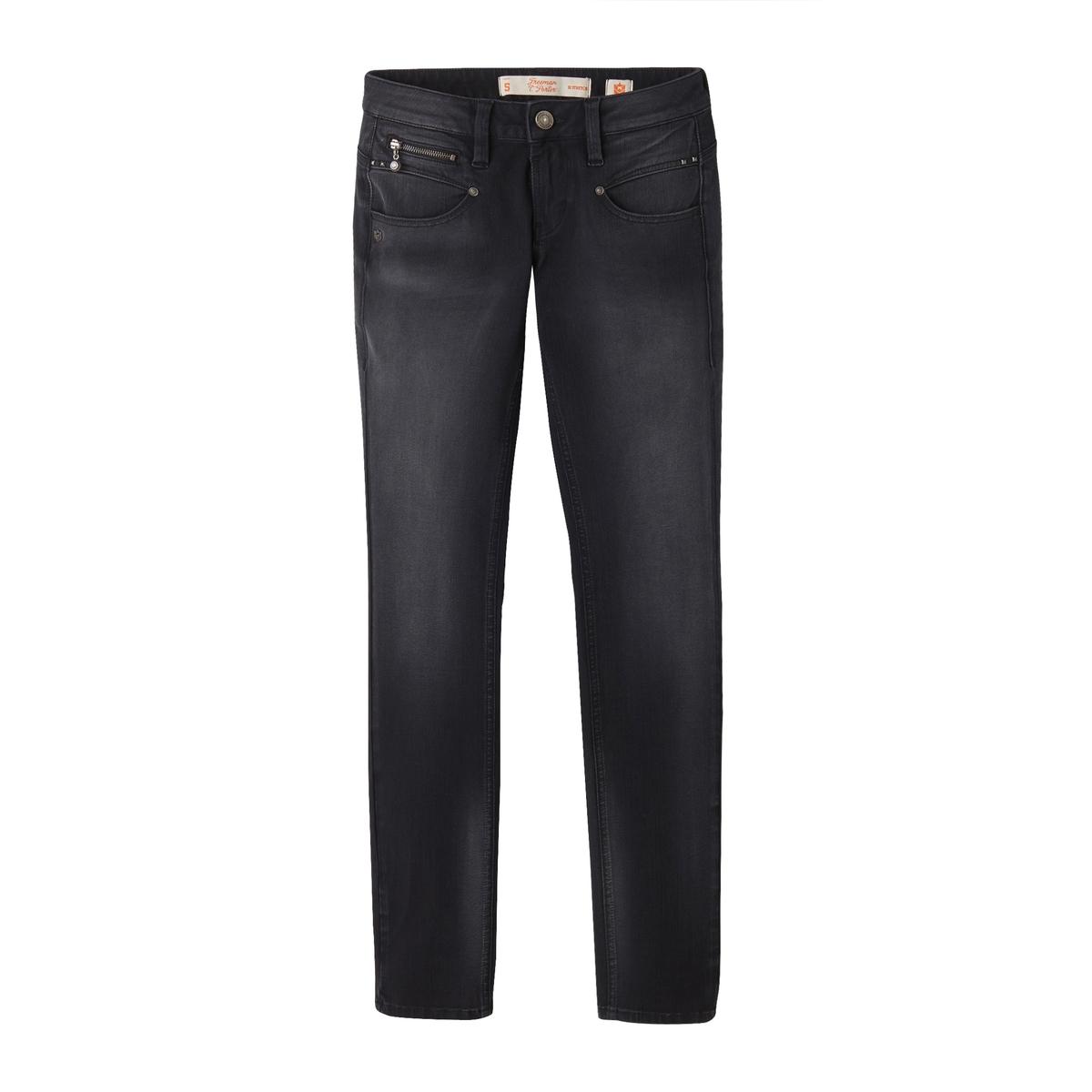 Узкие джинсы ALEXA BI-Strech денимДетали •  Узкие •  Стандартная высота поясаСостав и уход •  66% хлопка, 5% эластана, 18% эластомультиэстера, 11% других волокон •  Следуйте советам по уходу, указанным на этикетке<br><br>Цвет: синий потертый,черный потертый<br>Размер: S.M.L.M
