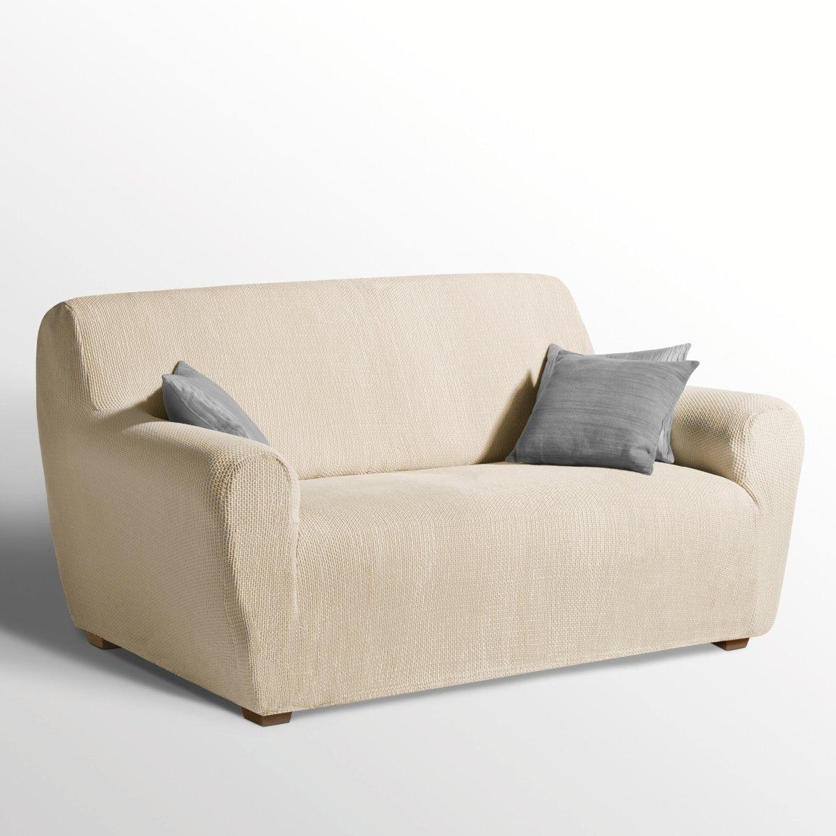 Чехлы для кресла и диванаИз эластичной гофрированной ткани, 55% хлопка, 40% полиэстера, 5% эластана. Стирка при 30°. Эластичный низ прекрасно закрывает кресла, диваны и стулья любых типов.<br><br>Цвет: антрацит,красный,серо-бежевый,серо-коричневый каштан,серый,черный,экрю<br>Размер: 1 места.2 места.1 места.3 местн..1 места.2 места.1 места.2 места.3 местн..1 места.2 места