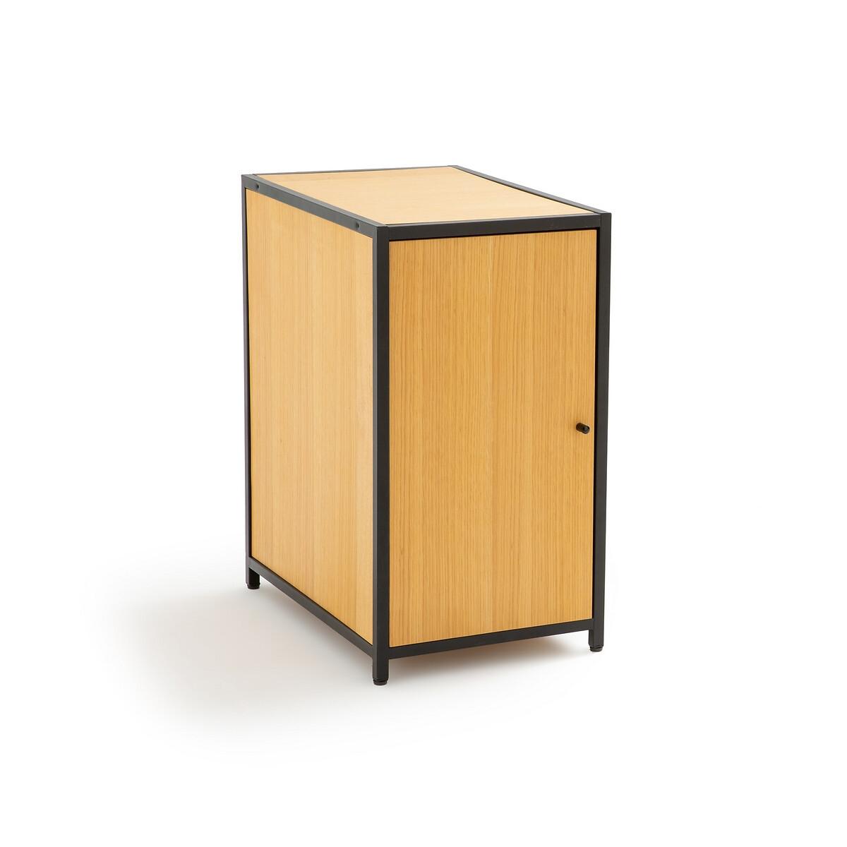 Ящик LaRedoute Письменного стола с 1 дверкой Talist единый размер бежевый