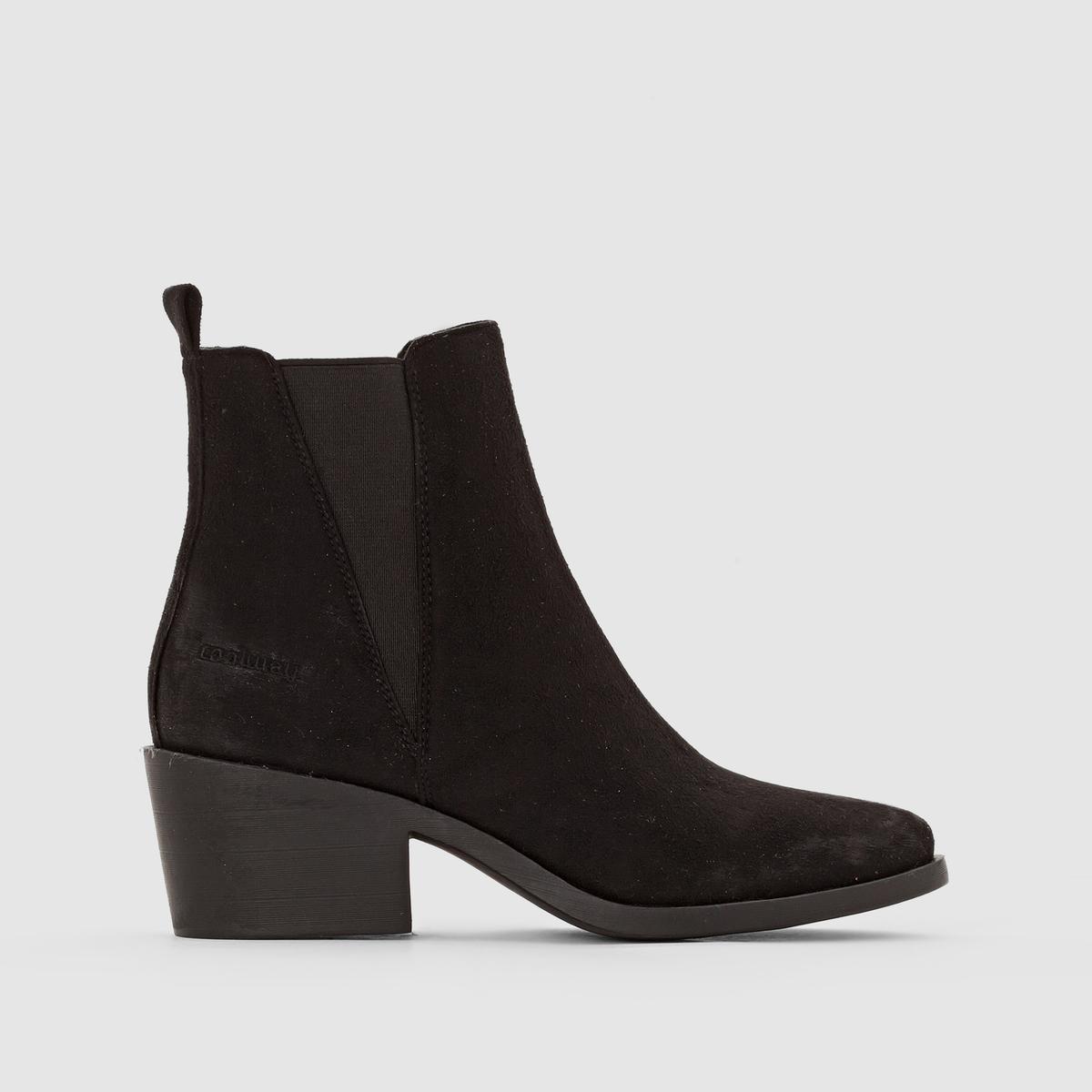 Ботильоны на каблуке BOWEN цены онлайн
