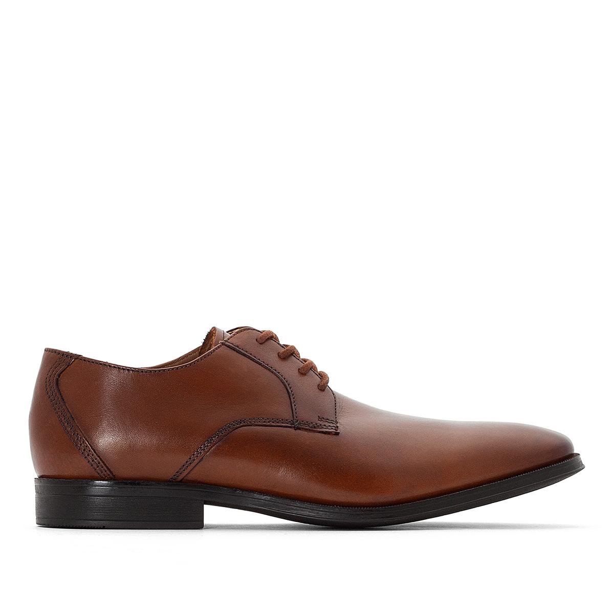 Ботинки-оксфорды кожаные Gilman Lace мужские оксфорды toe up size46 zapatos hombre creppers
