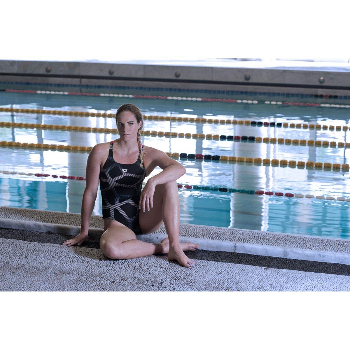 Maillot 1 pièce piscine