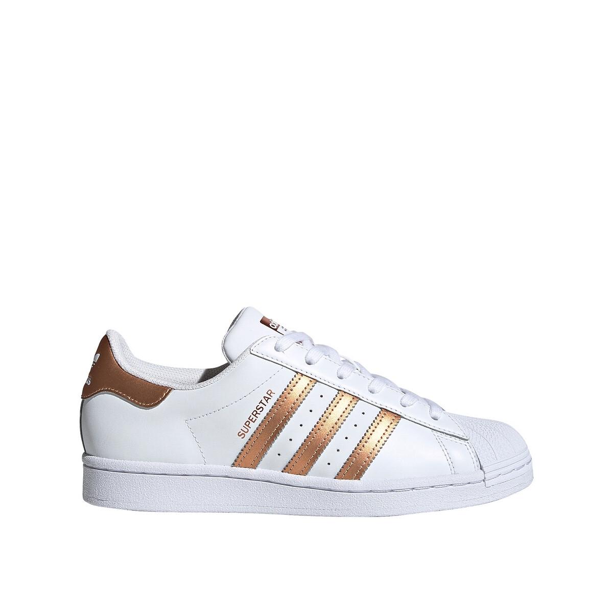 Adidas Originals Superstar sneakers wit/koper online kopen