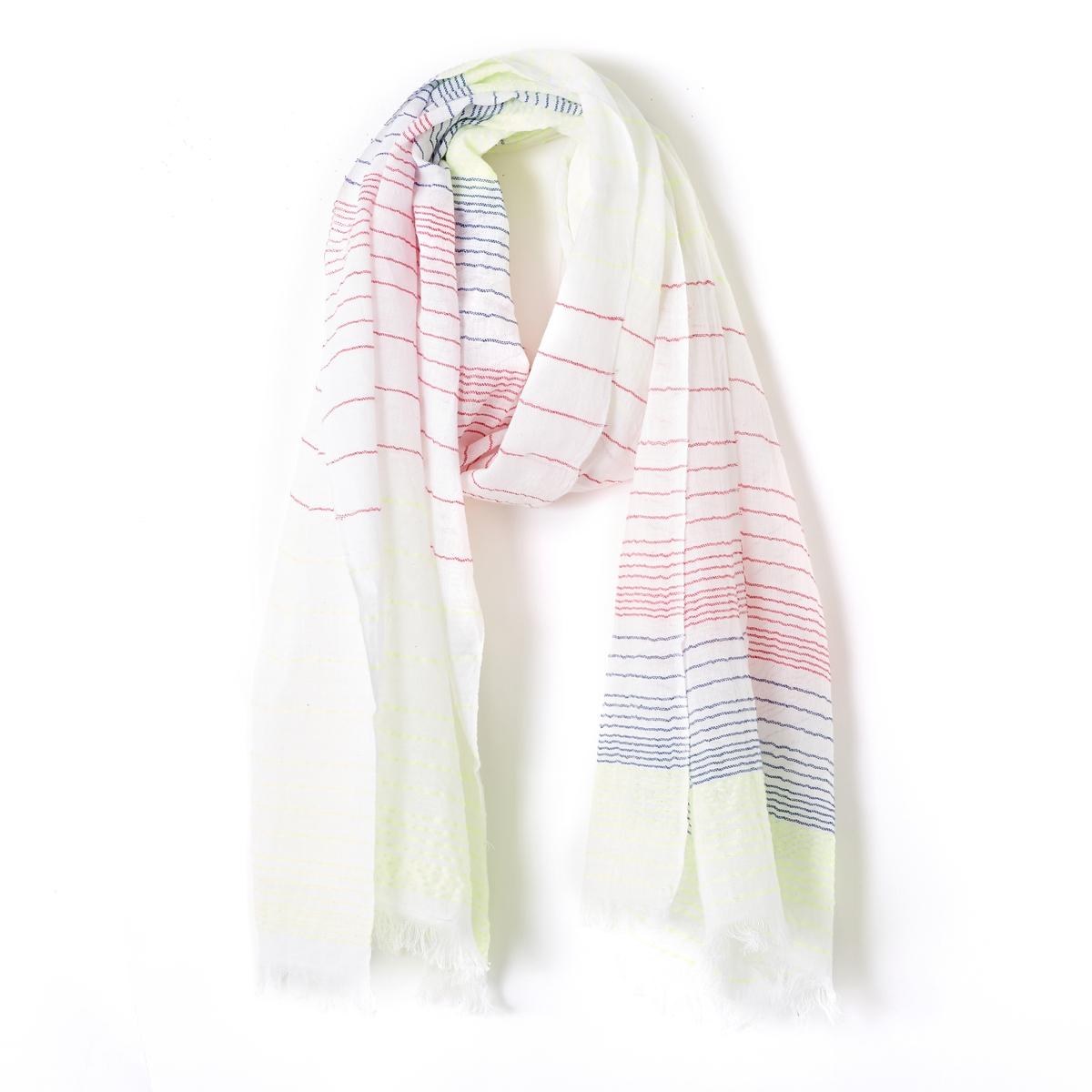 Платок в полоску платок в полоску флуоресцентный