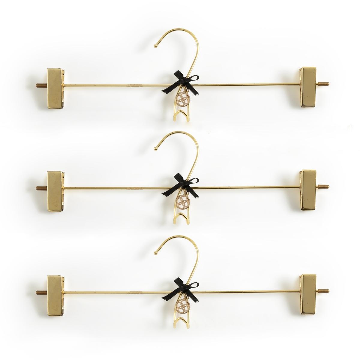Вешалки La Redoute С крючками Drenia единый размер желтый вешалка la redoute настенная с крючками agama единый размер белый