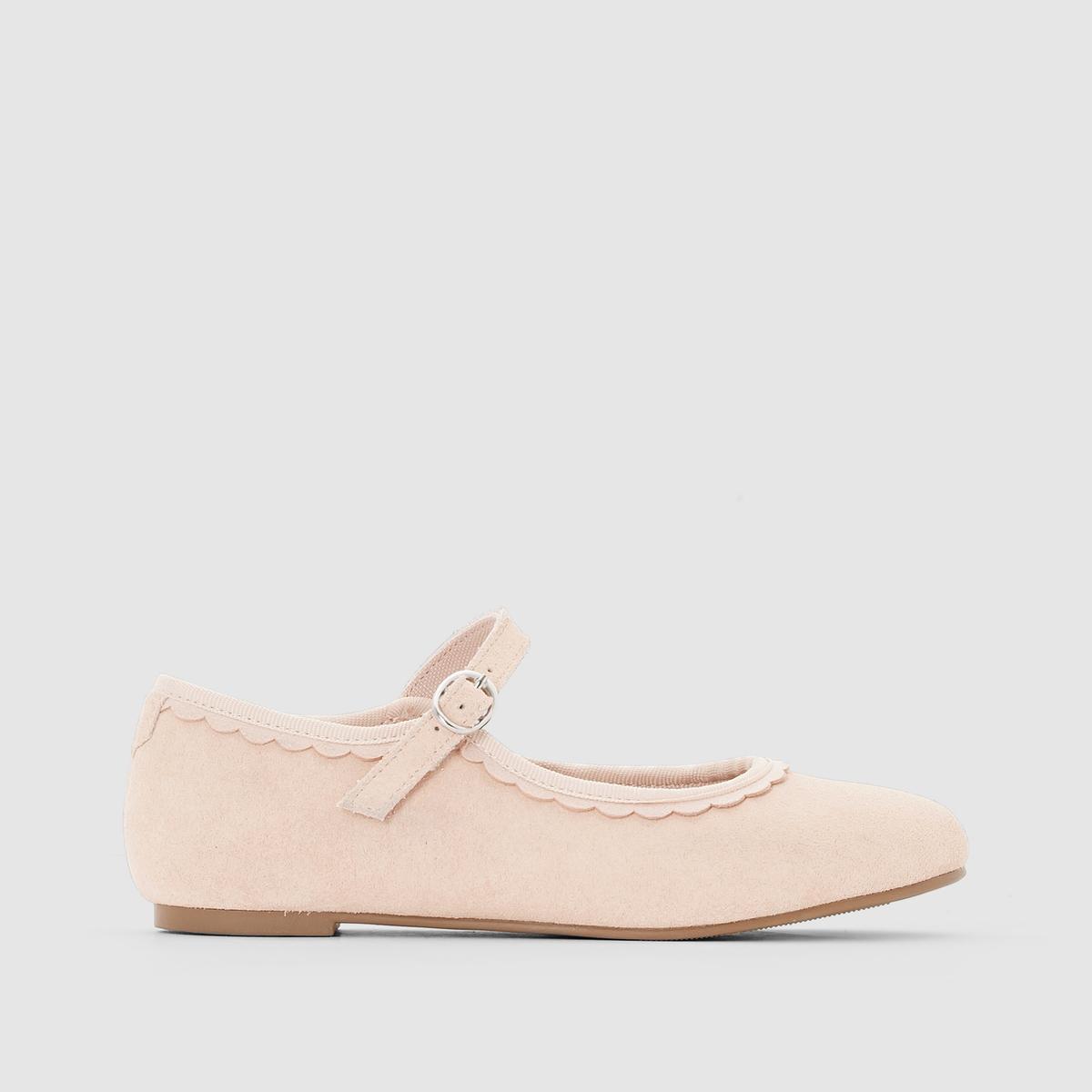 Балетки из спилка ботинки из спилка