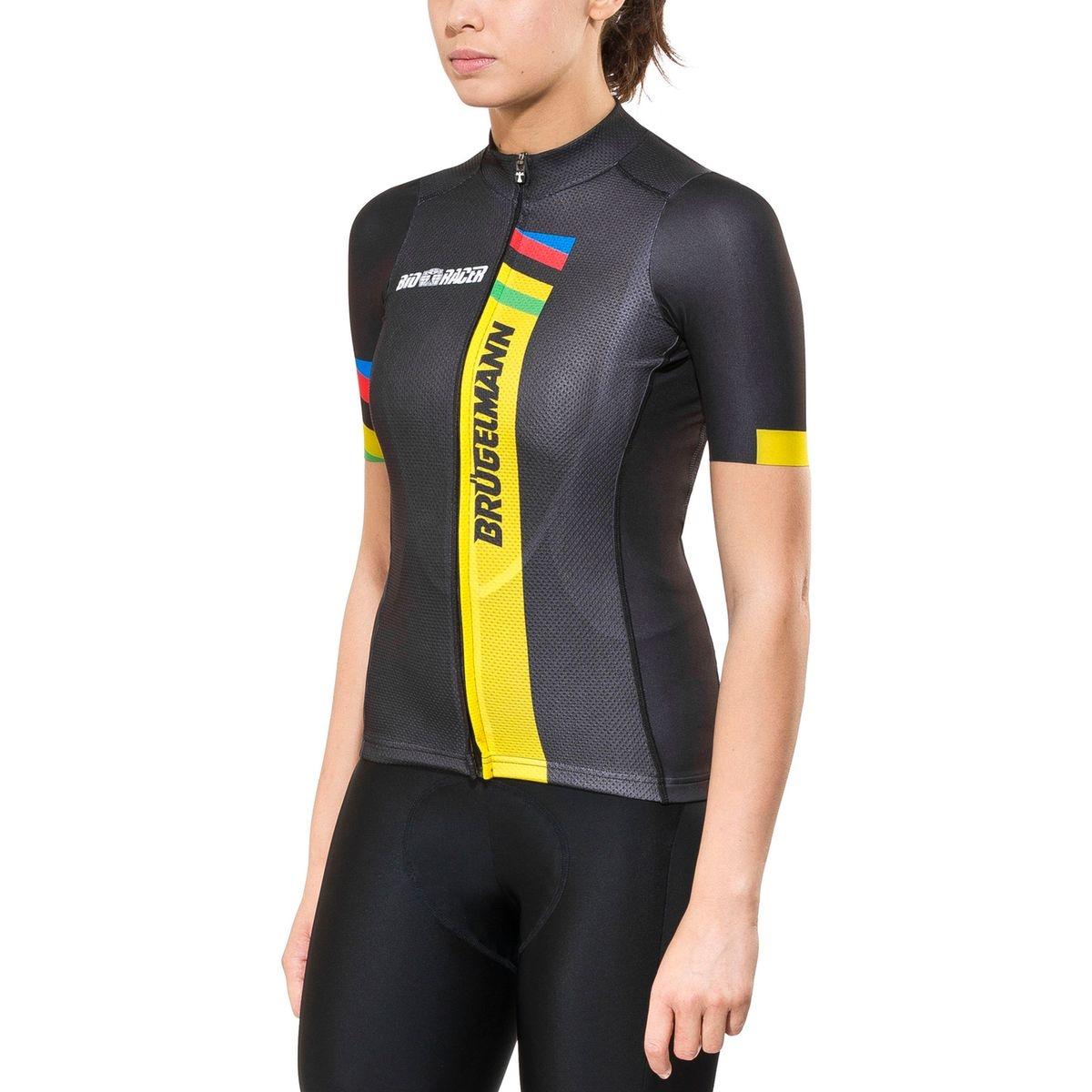 Bioracer Pro Race - Maillot manches courtes Femme - noir