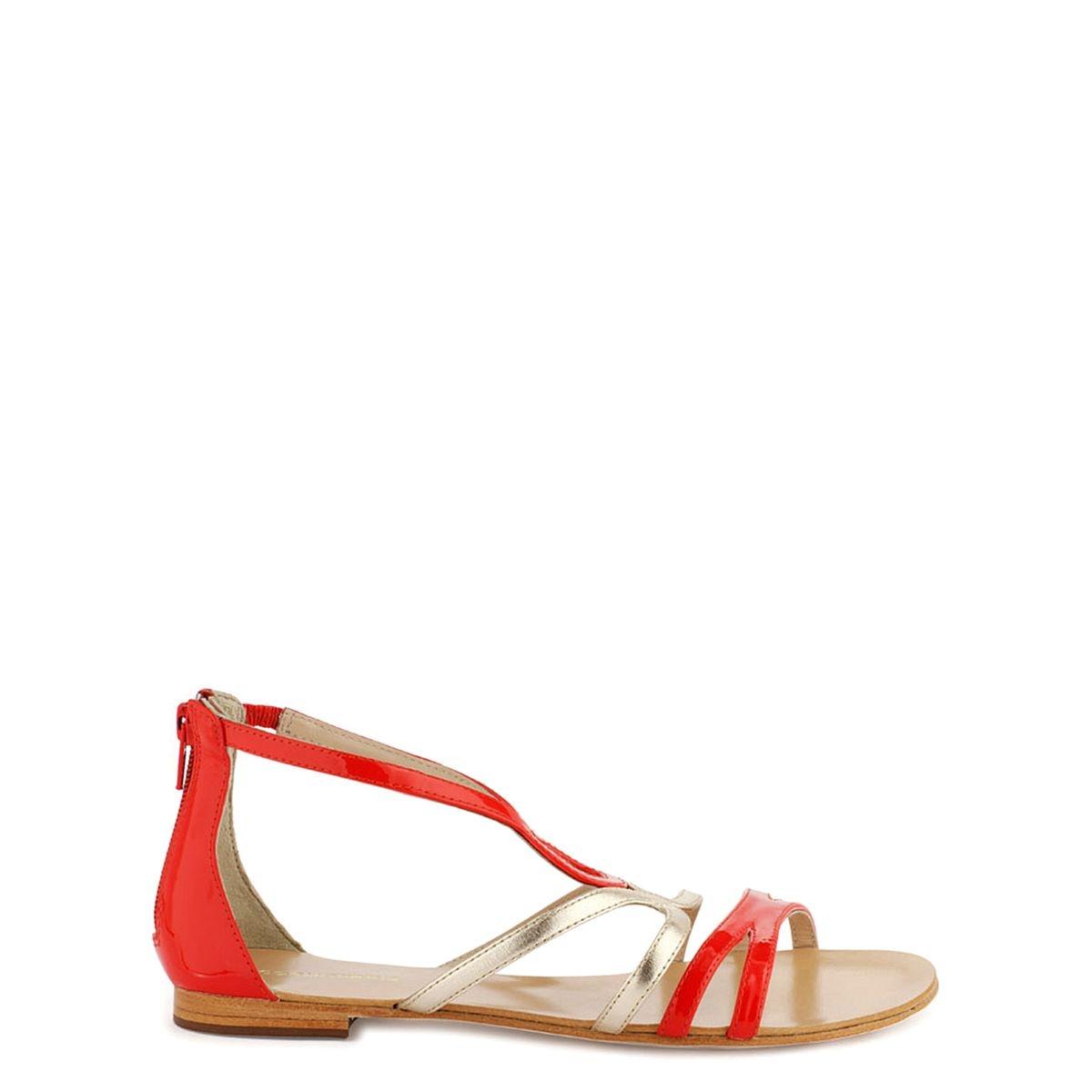Sandales cuir Ibane
