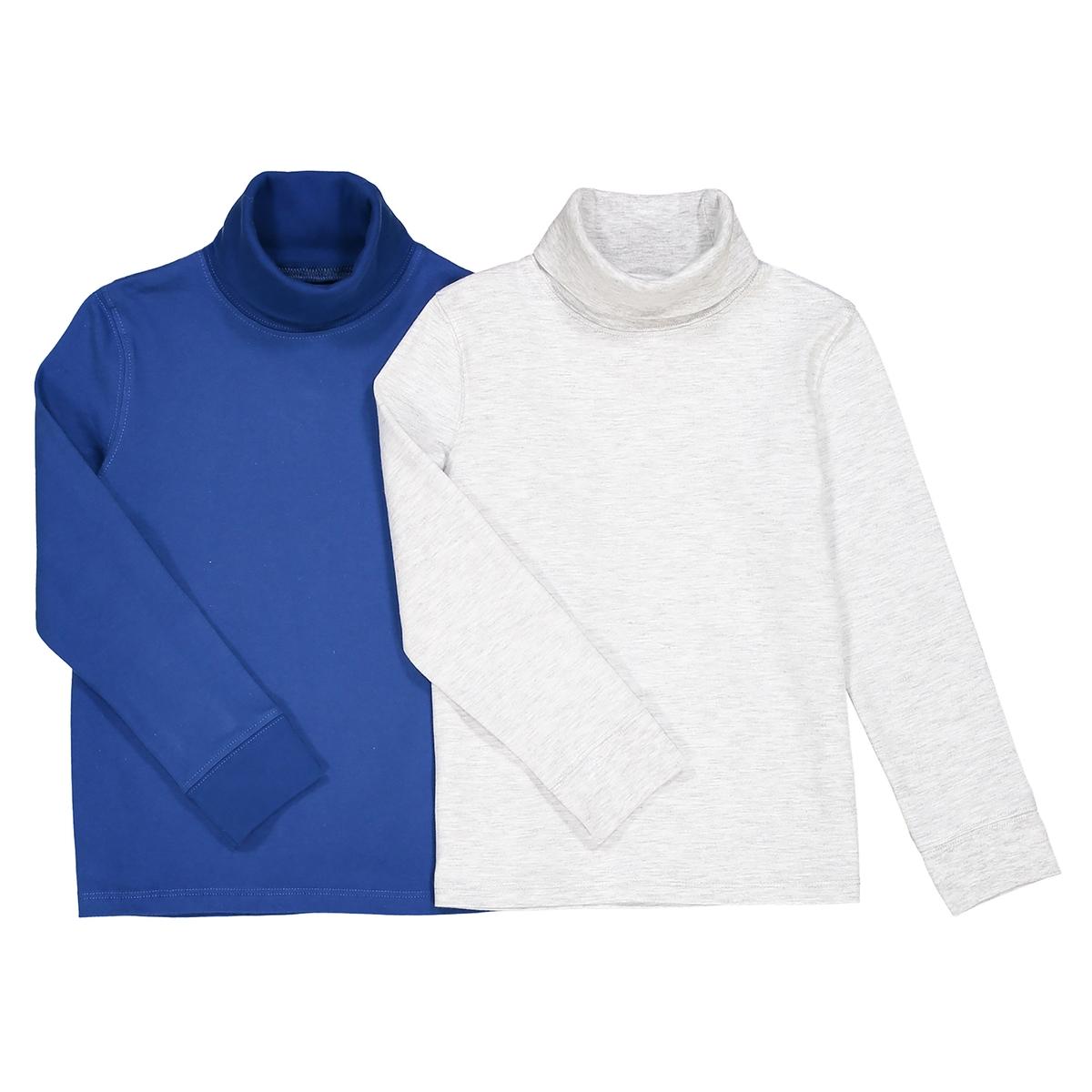 Комплект из 2 тонких пуловеров 3-12 лет