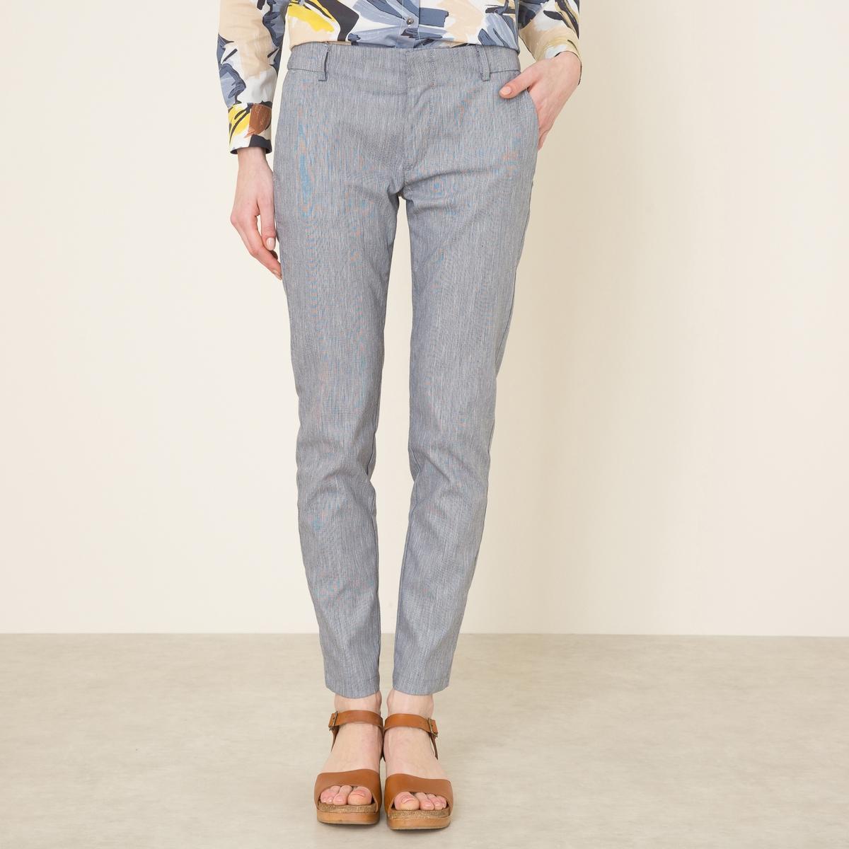 Брюки-дудочки LIZZY CHINE брюки узкие lizzy fancy