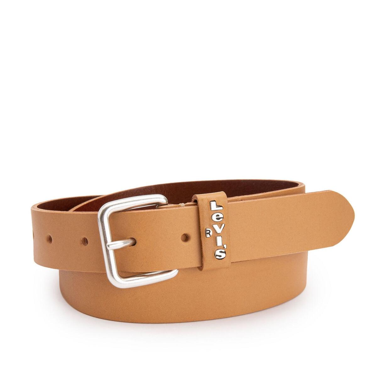 Cinturón de piel Calypso