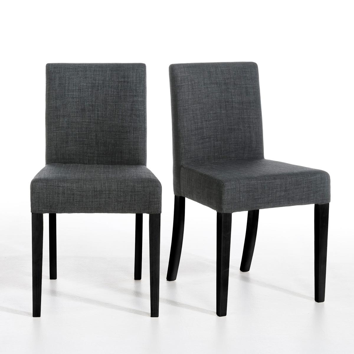 Комплект из 2 стульев из полиэстера Victor