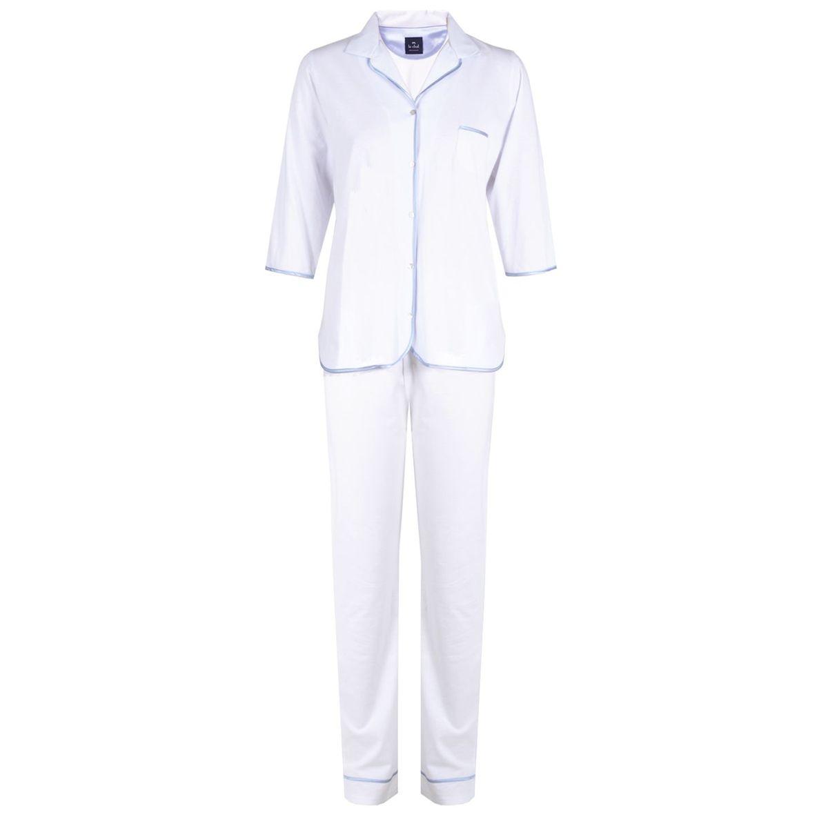 Ensemble pyjama boutonné 100% coton ESSENTIEL 406