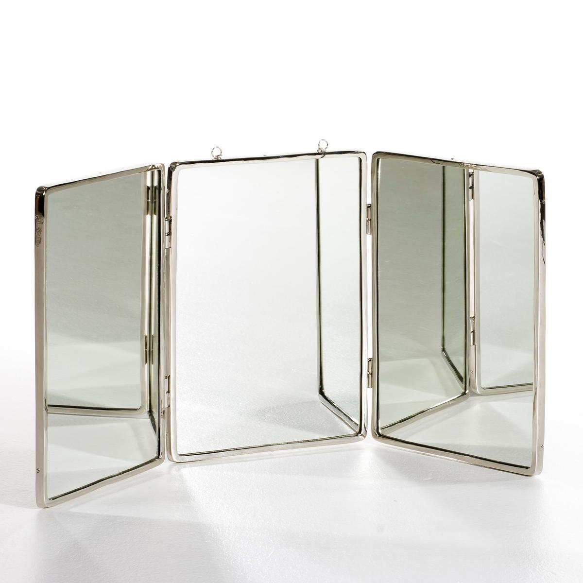 Зеркало большая модель Д112,5 x В51,25 см, Barbier<br><br>Цвет: безцветный