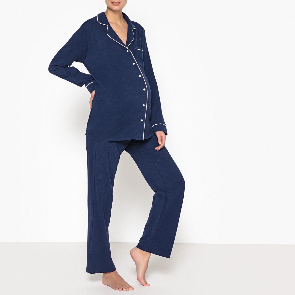 Пижама для периода беременности La Redoute Collections