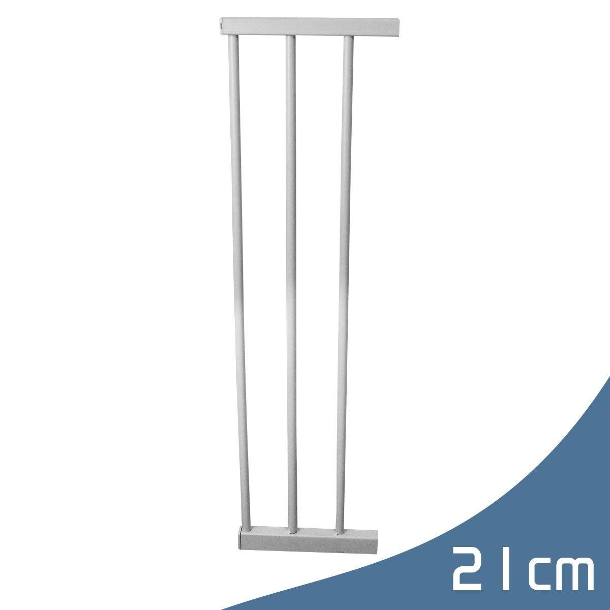Extension 21 cm pour barrière de sécurité enfant Monsieur Bébé