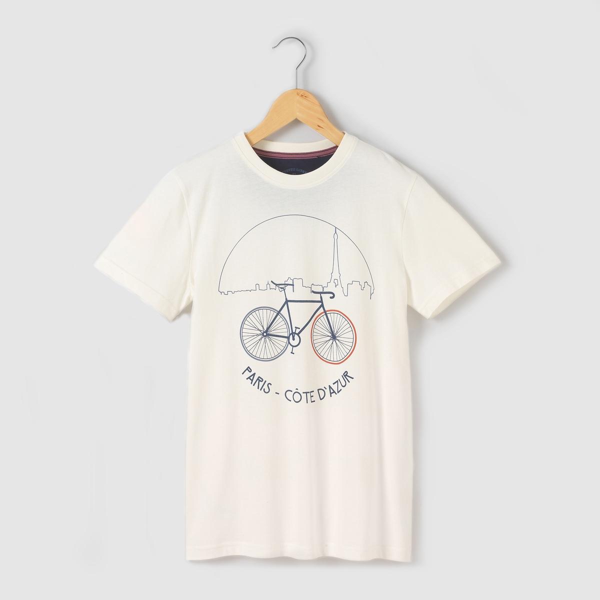 Футболка Vélo Paris-Côtes d'Azur на 10-16 лет