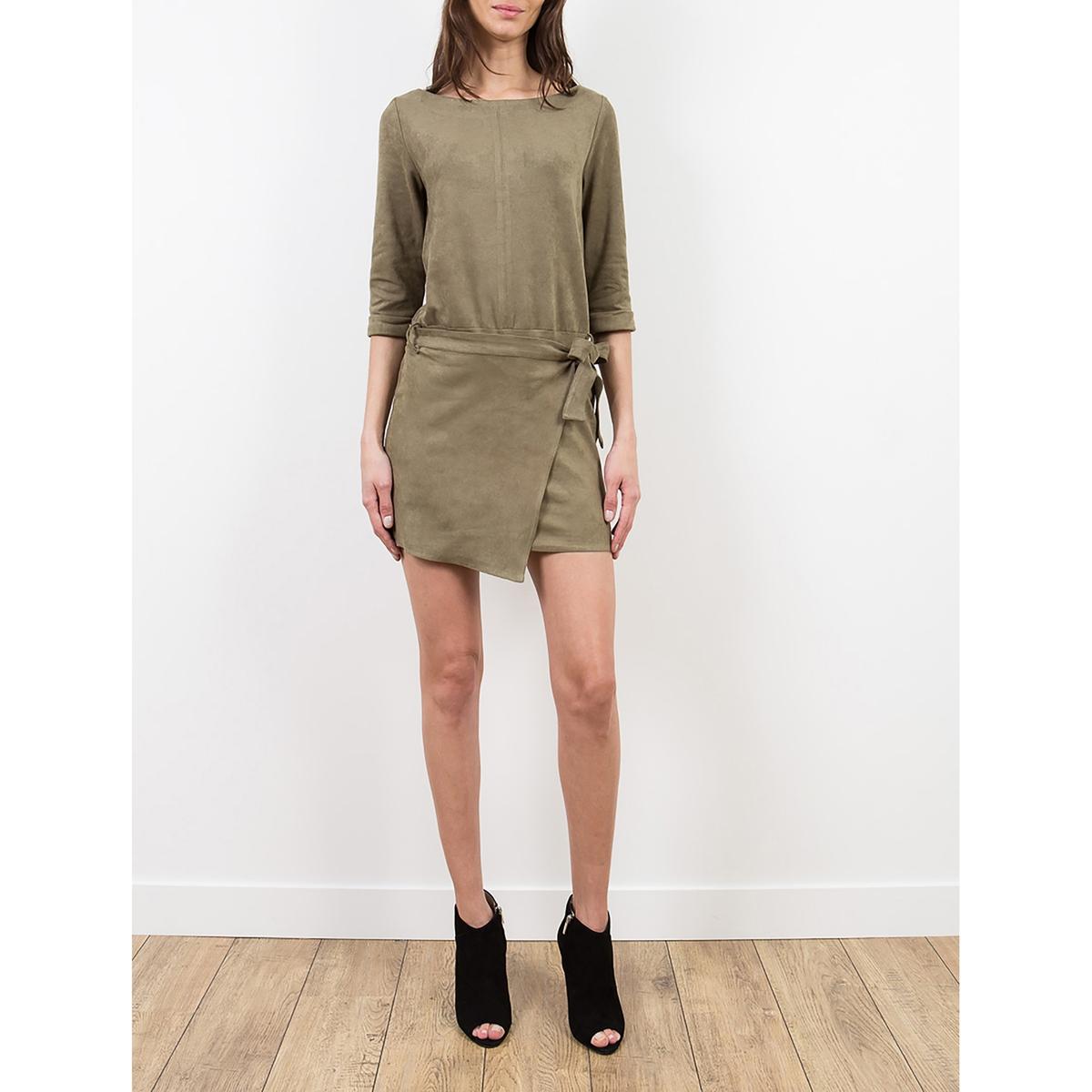 Платье с запахом ROOTS lenny b блузка