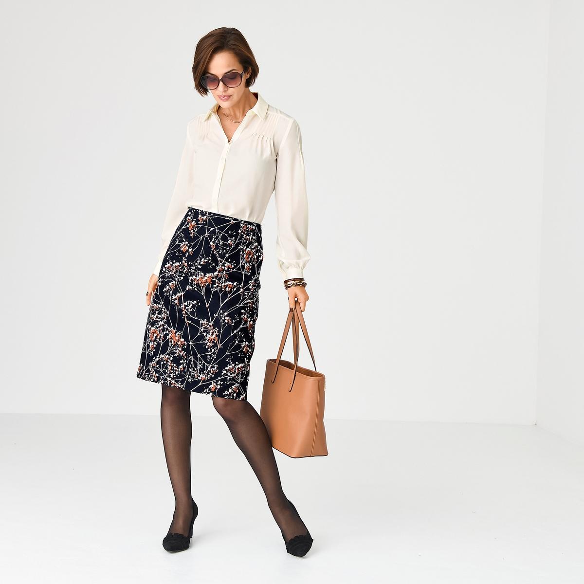 Imagen principal de producto de Camisa glamour de crepé - Anne weyburn