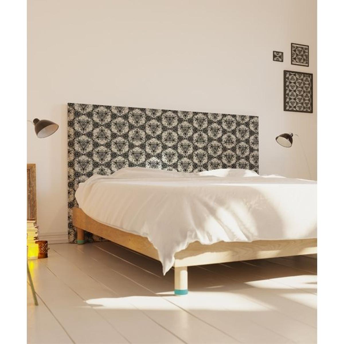 Tête de lit avec housse - Bug's Circle - Made in France