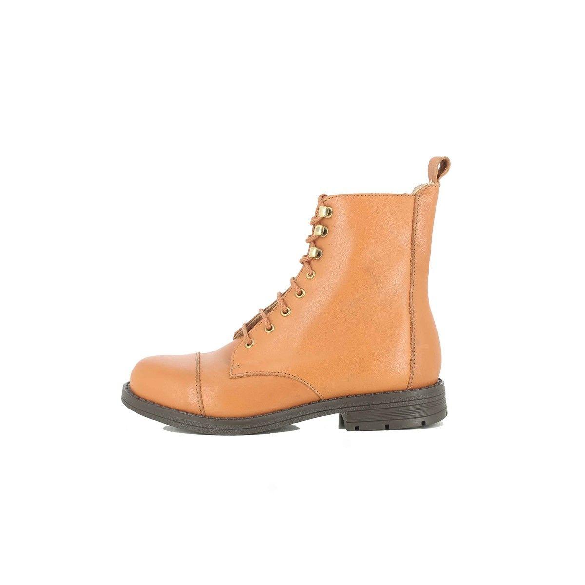 Boots hautes Rangers cuir