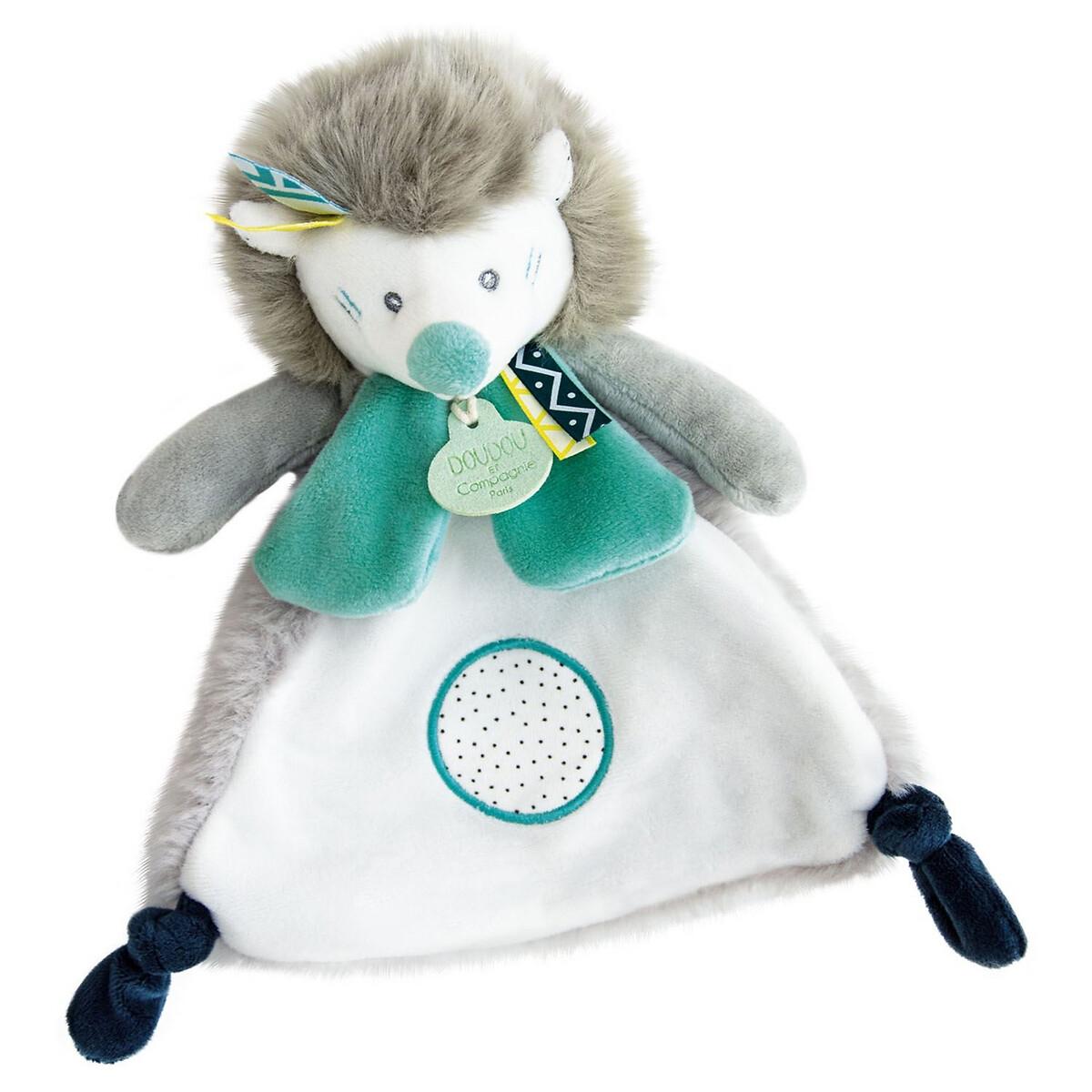 An image of Doudou Et Compagnie Newborn Tiwipi Hedgehog Comforter - 23cm